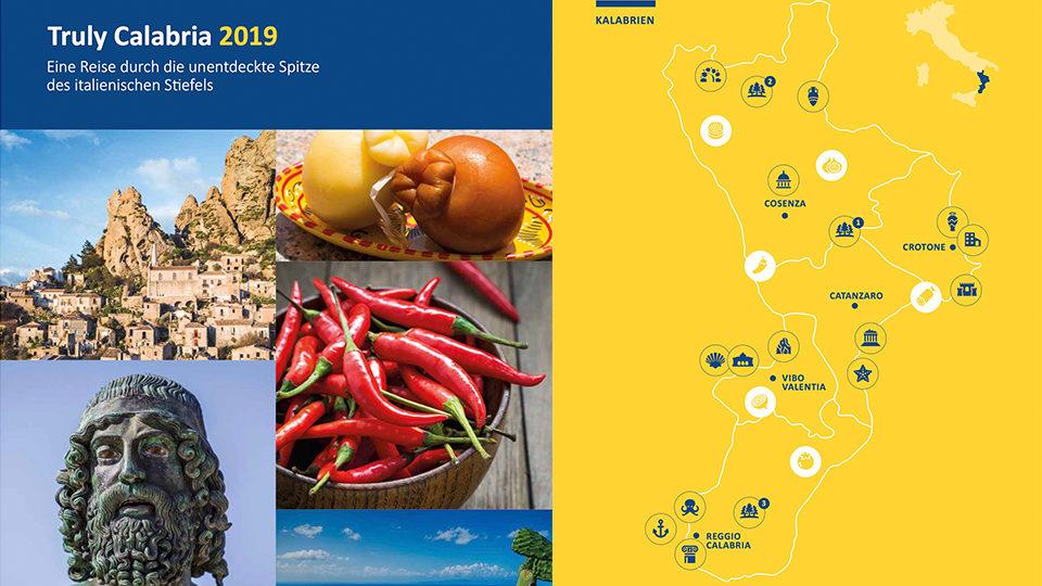 Truly Calabria Brochure